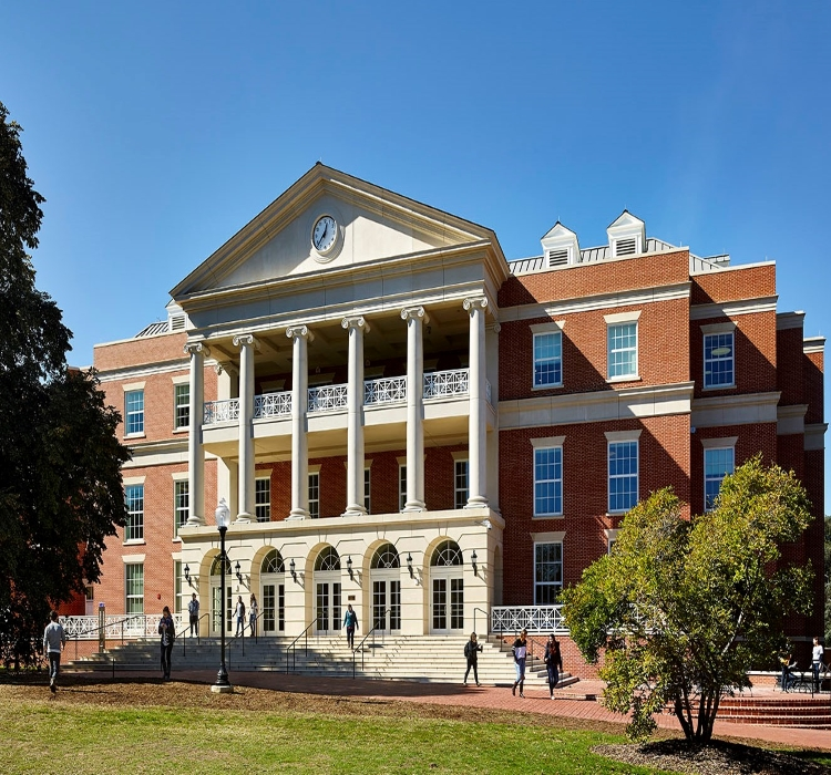 University of Mary Washington Campus Center